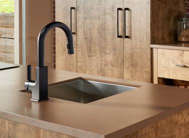 Matte Black Bar Faucet