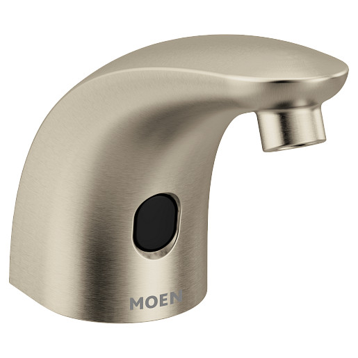 M-Power Brushed nickel soap/lotion dispensers