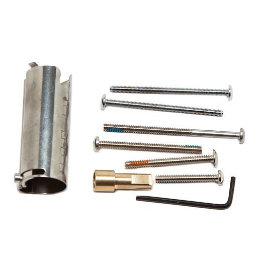 "Moen Polished Nickel 1"" Handle Extension Kit for Moentrol Single-Handle Tub/Shower"