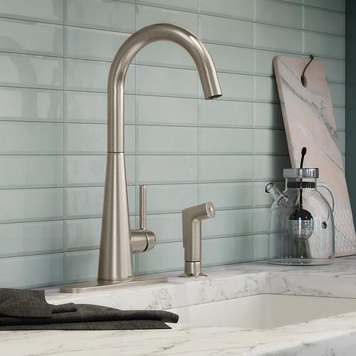 Explorer les robinets de cuisine à deux orifices