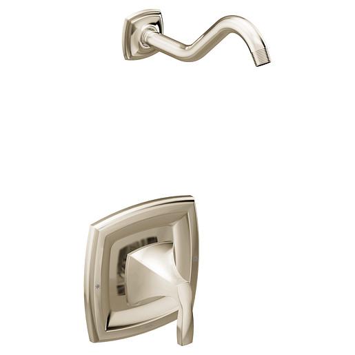 Voss Polished nickel Moentrol® tub/shower