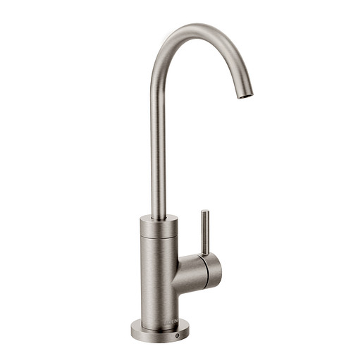 Sip Modern Spot resist stainless One-Handle High Arc Beverage Faucet