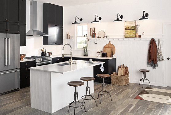 Choose eco-friendly flooring for your kitchen