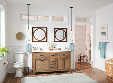 Make Small Changes for Big Bathroom Improvements