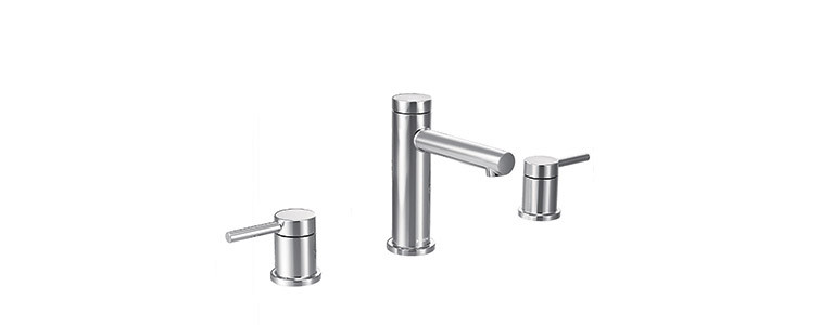 Moen Widespread Bathroom Faucet