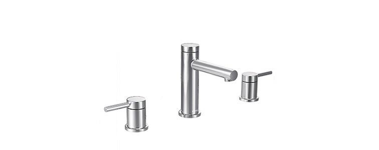 Moen Widespread Bathroom Faucet