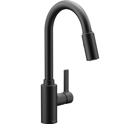 Browse Matte Black Kitchen Faucets