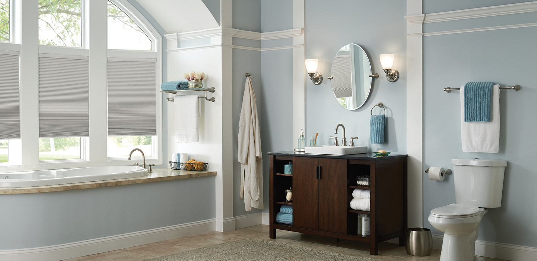 Brushed Nickel Bath Faucet