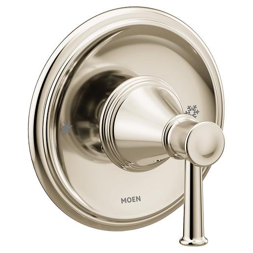 Belfield Polished nickel Moentrol® valve trim