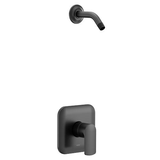 Rizon Matte Black M-CORE 2-Series Shower Only - No Head