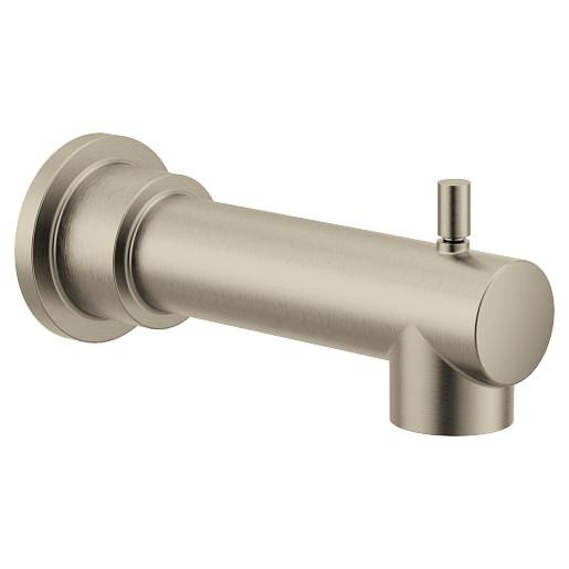 Align Brushed nickel Diverter Spout