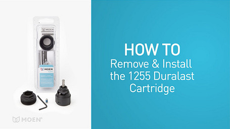 How to Remove & Install the 1255 Duralast Cartridge