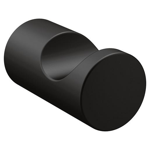 Align Matte black Single Robe Hook