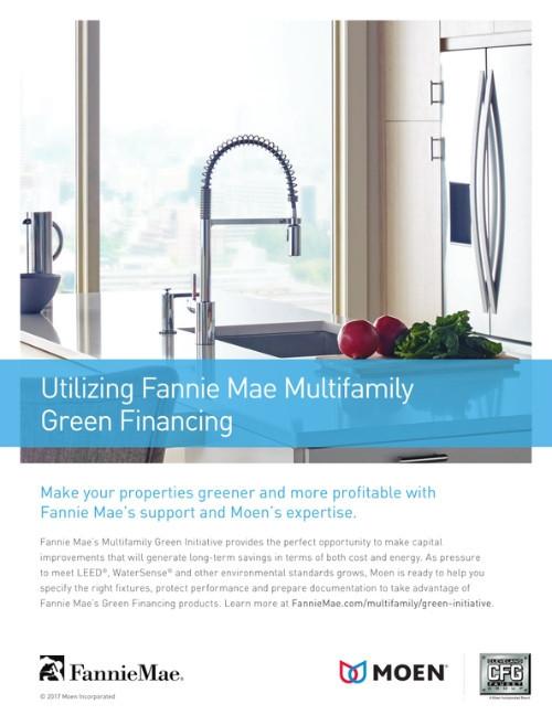 Utilizing Fannie Mae Multifamily Green Financing