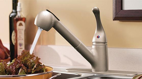 Pullout Kitchen Faucet