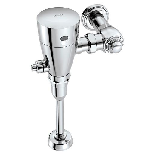 "M-POWER Chrome electronic flush valve 3/4"" urinal"