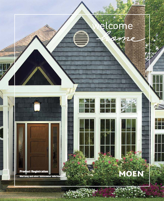 Moen Welcome Home 2018 Catalog