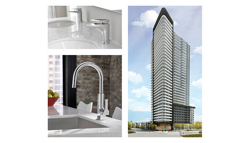 The Met Condominiums Vaughan Ontario Room Images