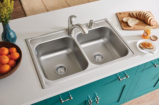 Galvin Sink & Faucet Combination 33