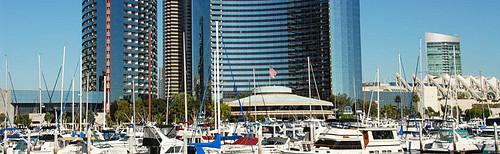 San Diego Marriott Marquis & Marina Banner