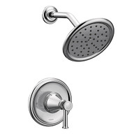 Belfield Chrome Posi-Temp® Eco-Performance Shower