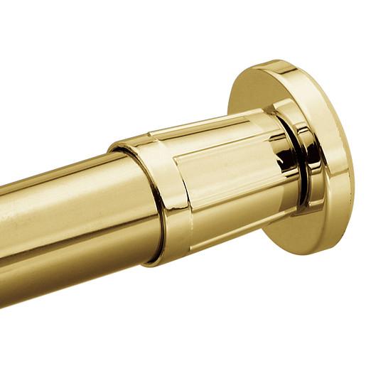 Donner Commercial Polished brass flange