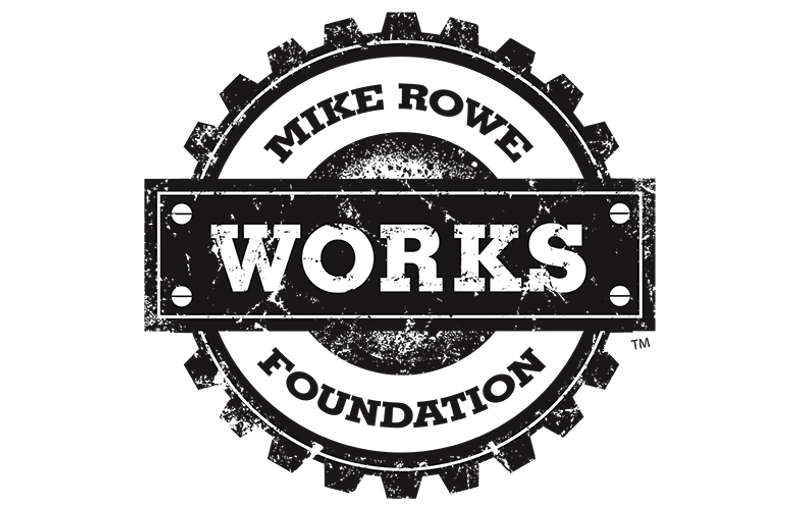 Mike Rowe Works Foundation Logo