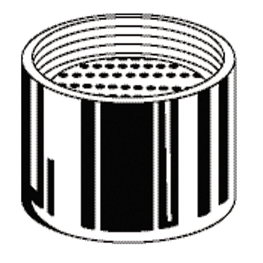 Commercial Chrome laminar flow aerator