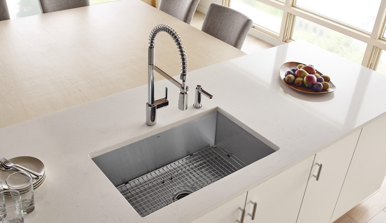Undermount Sinks Expanded