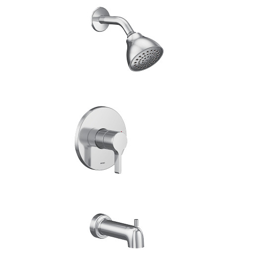 Vichy Chrome M-CORE 2-Series Tub/Shower