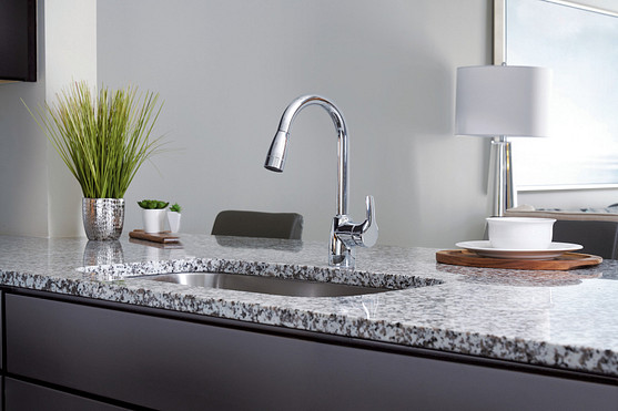 Water Efficient Kitchen Faucets