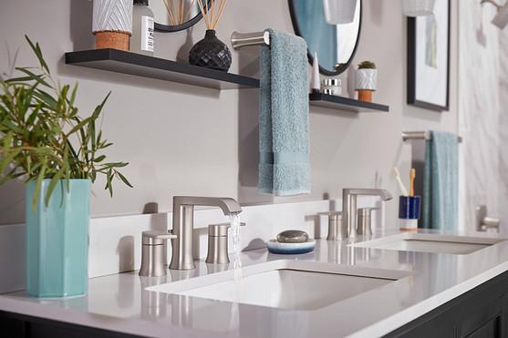 plumbing terminology widespread faucet