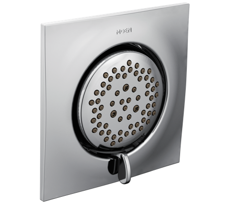 Parcourir les produits de douche et spa chromés