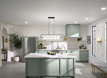 Choosing Green Kitchen Surfaces