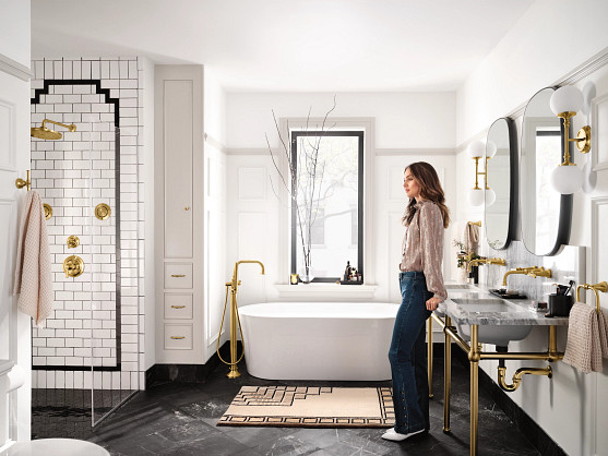 The Moen Colinet Collection
