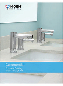 Moen Commercial Products Catalog