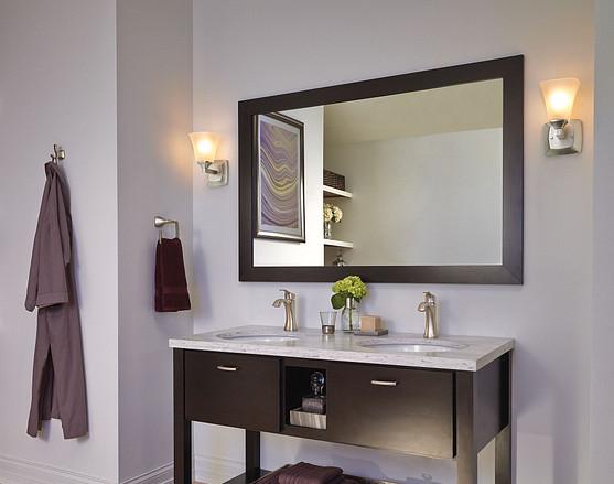 Bathroom Vanity Mirror Accessories