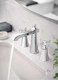 Browse transitional design faucets and accessories