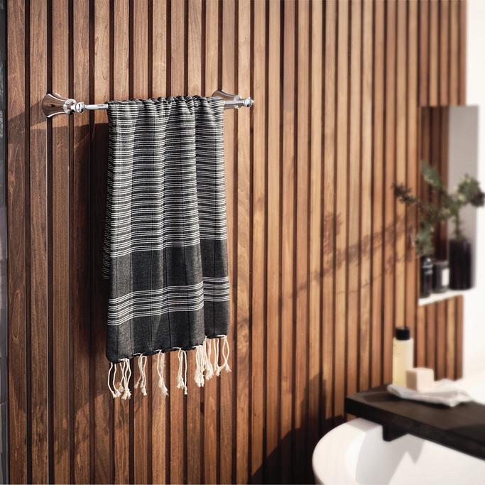 Flara Collection Bathroom Towel Rack