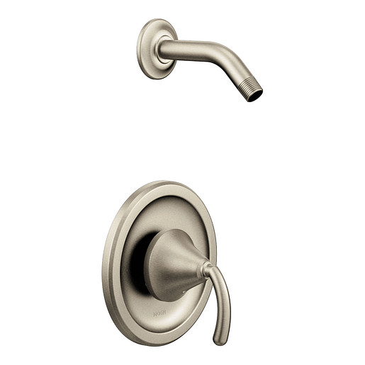 Icon Brushed nickel Posi-Temp® shower only