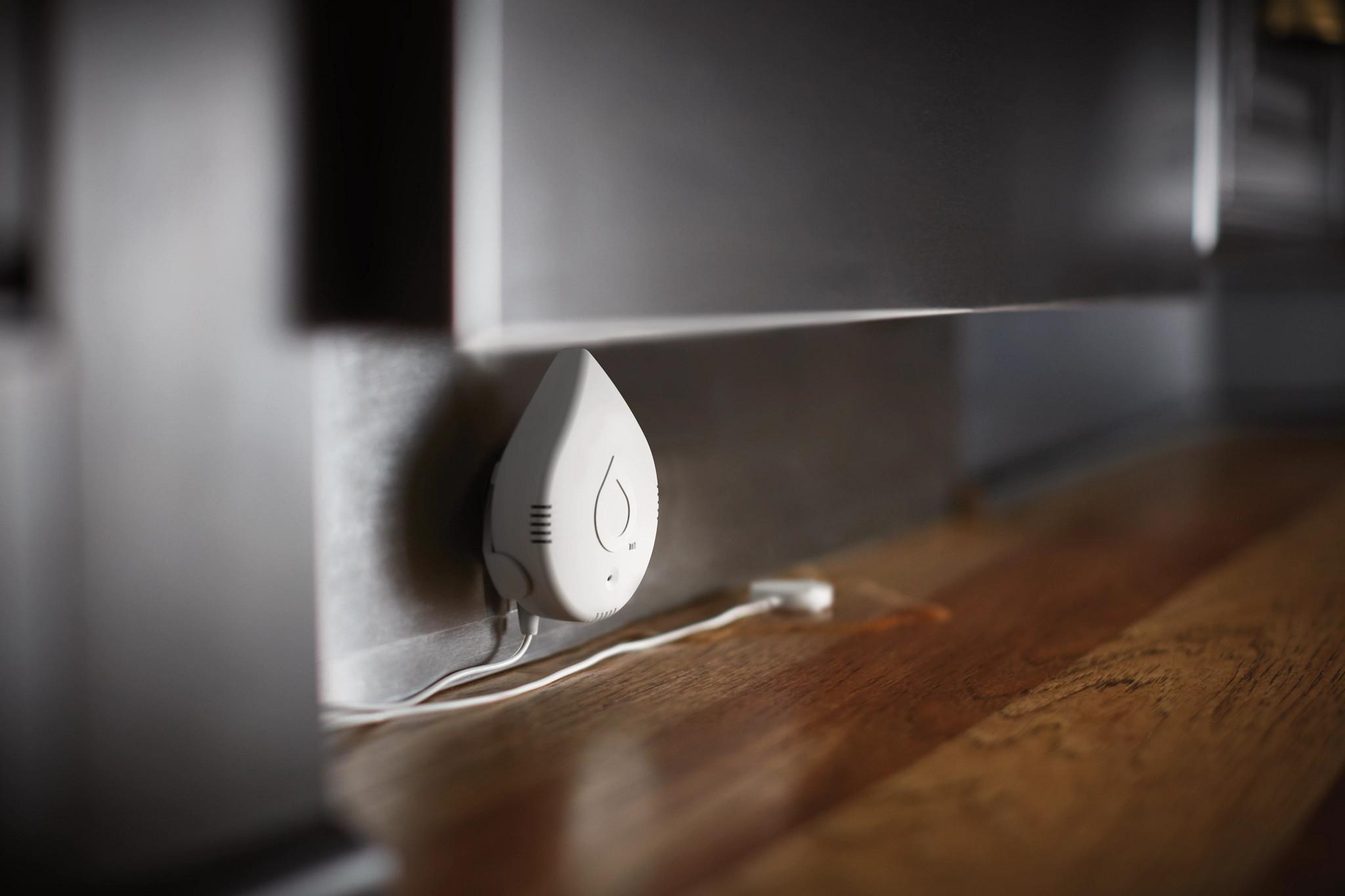 Flo by Moen Smart Water Detection