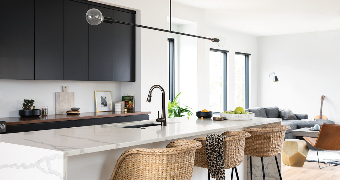 Moen Kitchen Roomshot