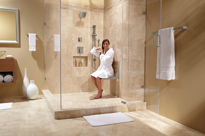 The right bathroom safety products provide freedom and independence.