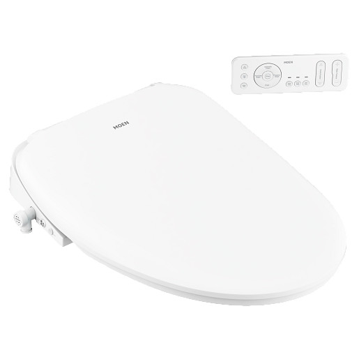 Moen Hands-Free Digital EBidet Toilet Seat - 5 Series