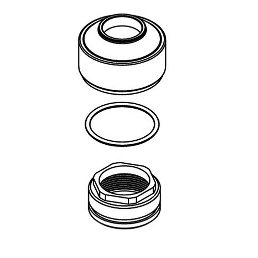 Commercial Cartridge Nut,O-Ring, Cover 8200 Series