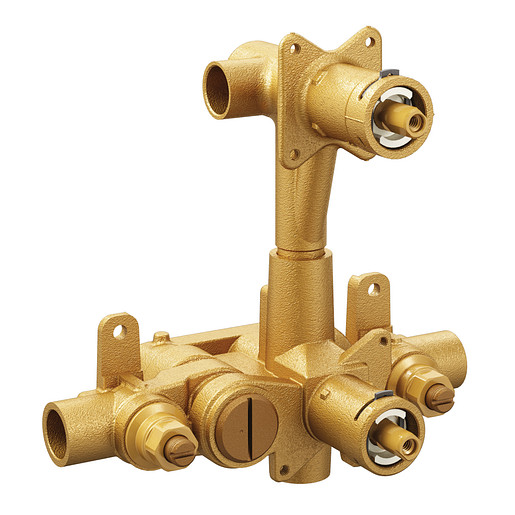 """M-Pact Moentrol® with Transfer 1/2"""" IPS Inlets/CC Outlets Connection - Pressure Balancing"""