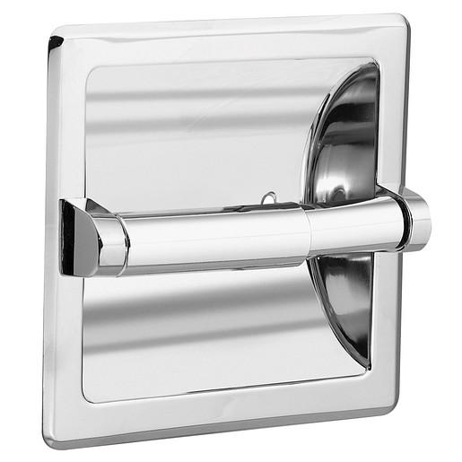 Donner Commercial Chrome Toilet Paper Holder