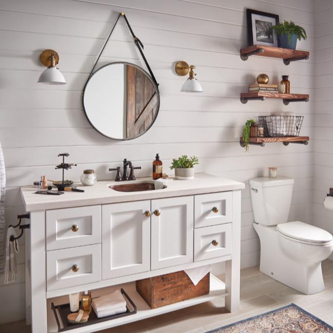 Belfield Bathroom Room Shot