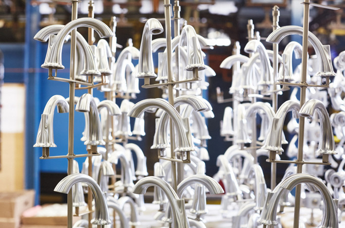 Faucets Manufactured