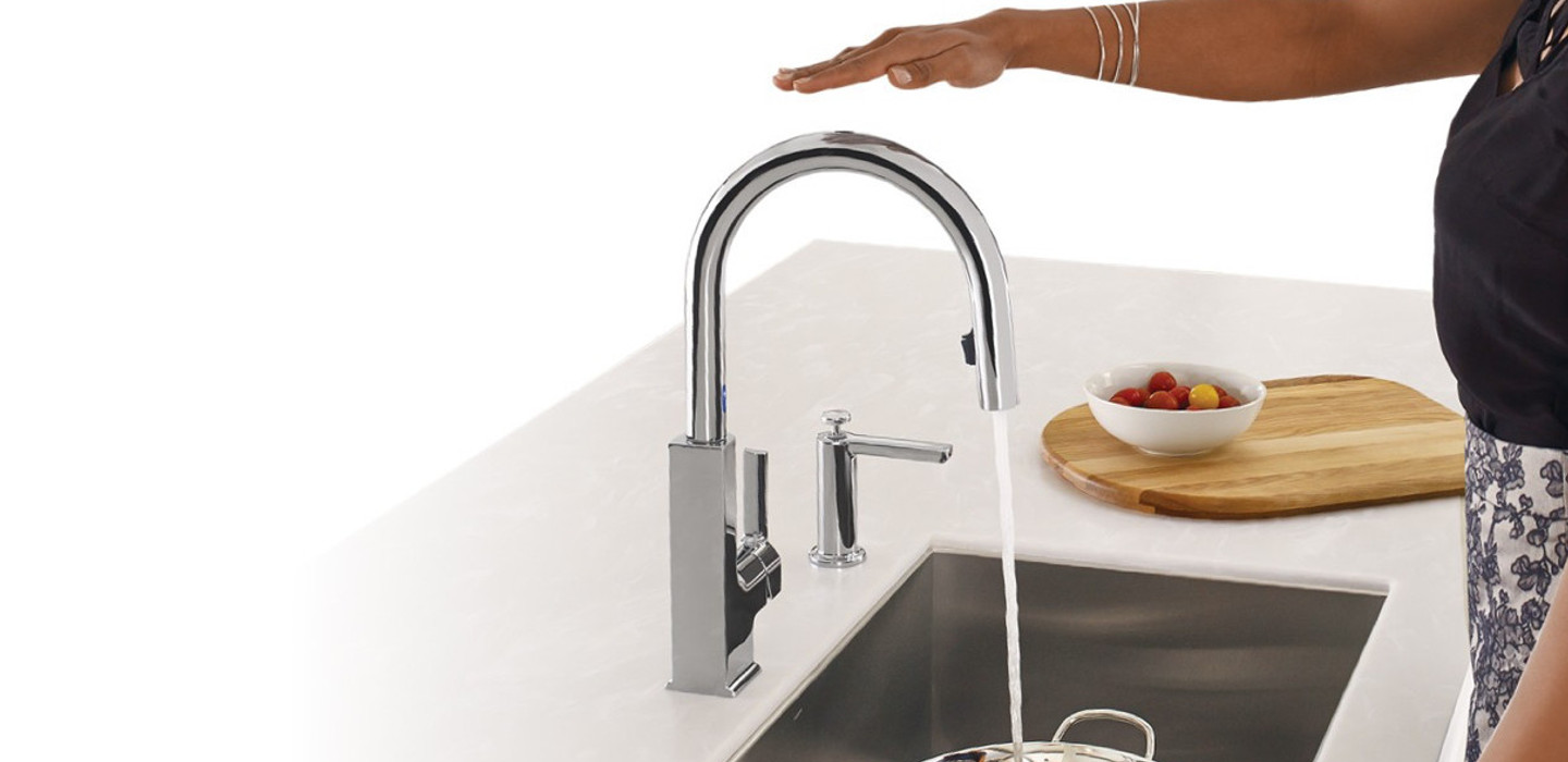 MotionSense Innovation Faucets